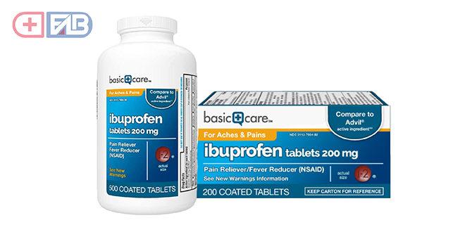 ibuprofen for headache