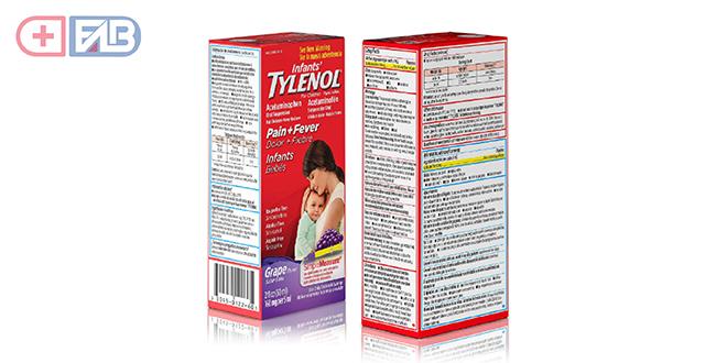Baby Fever OTC Medicine