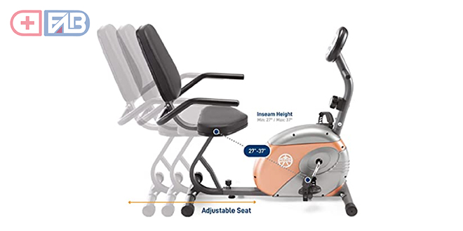 Buy Now Marcy Recumbent Exercise Bike