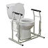 Drive Medical Stand Alone Toilet Rail icon