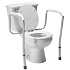Lumex Versaframe Toilet Safety Rail icon