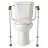 Medline Toilet Safety Rail icon