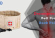 decompression belt for back pain