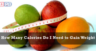 how many calories do i need to gain weight