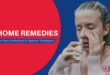 Home Remedies For Sinus Infection